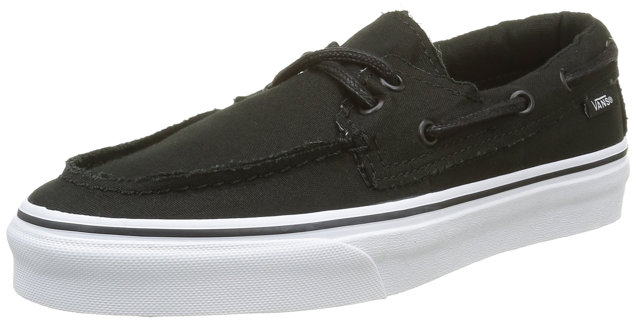 131e339d3357 Galleon - Vans Adult s Zapato Del Barco Boat Shoes - Black