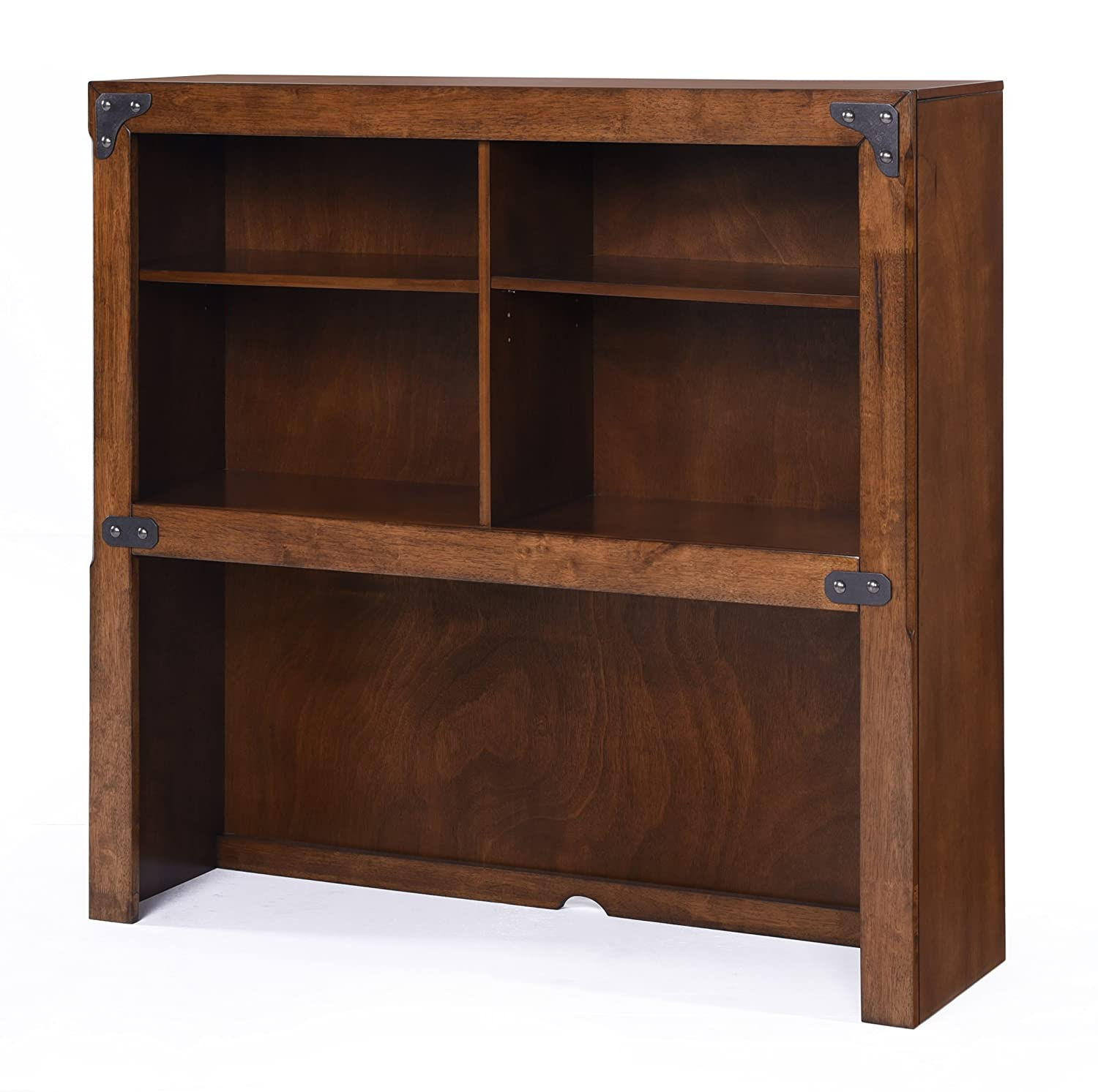 Better Homes and Gardens Union Station Hutch - Rustic Cherry