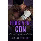 Forgiven: Con (The Four Book 3)