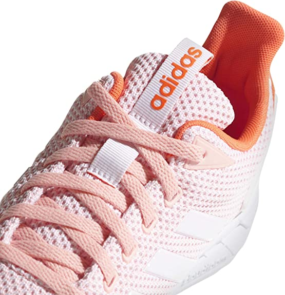 adidas Questar Ride Mujer Coral Blanco DB1307: Amazon.es: Zapatos y complementos