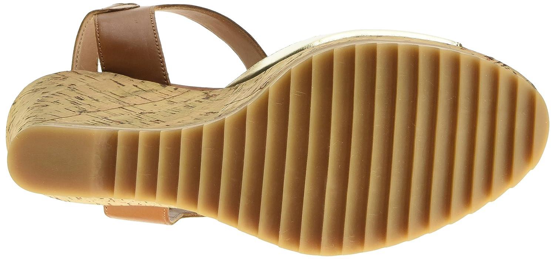 BPrivate E1005X Damen T-Spangen Sandalen Beige (Cuoio + Oro) Oro) + b43c84