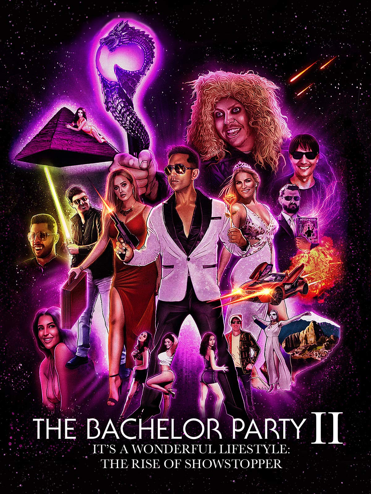 The Bachelor Party: Episode 2 - It's a Wonderful Lifestyle: The Rise of Showstopper