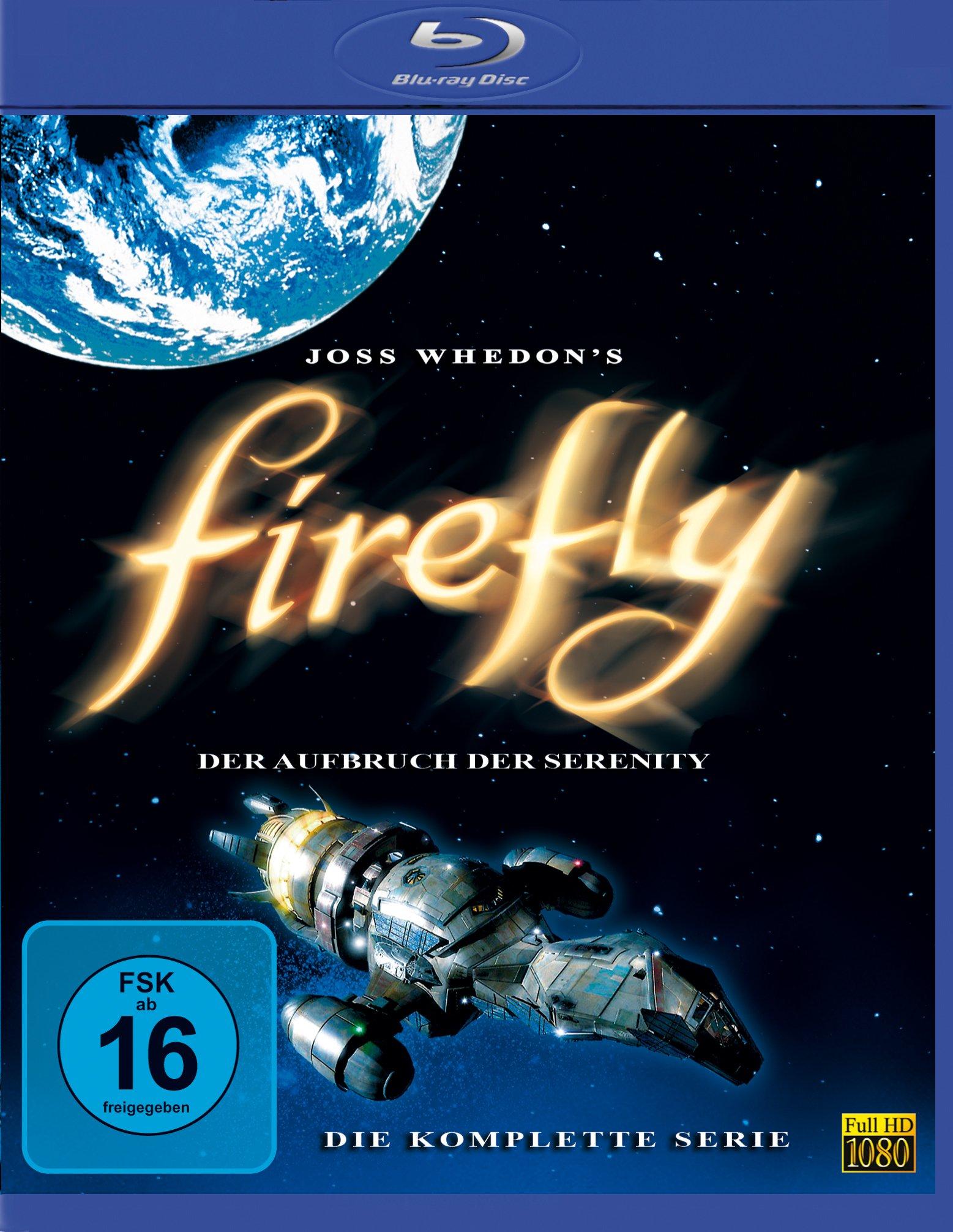 Firefly: Season 1: Amazon.es: Whedon, Joss, Minear, Tim ...