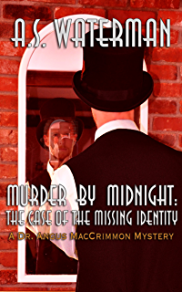 Murder by Post: The Strange Case of Nigel Drew (The Dr. MacCrimmon Mysteries Book 3)