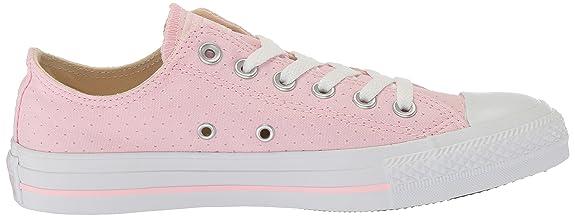 Converse CTAS OX, Zapatillas para Mujer, Pink (Cherry Blossom/White/White 681), 37.5 EU amazon-shoes el-rosa Casual