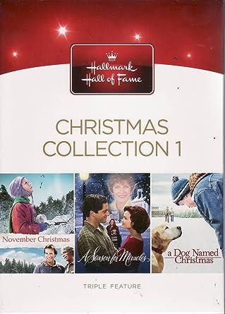 Amazon.com: Hallmark Hall of Fame Christmas Collection #1 3 DVD ...