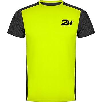 Camiseta Hombre técnica de pádel 2H Magnum, M: Amazon.es: Deportes y aire libre
