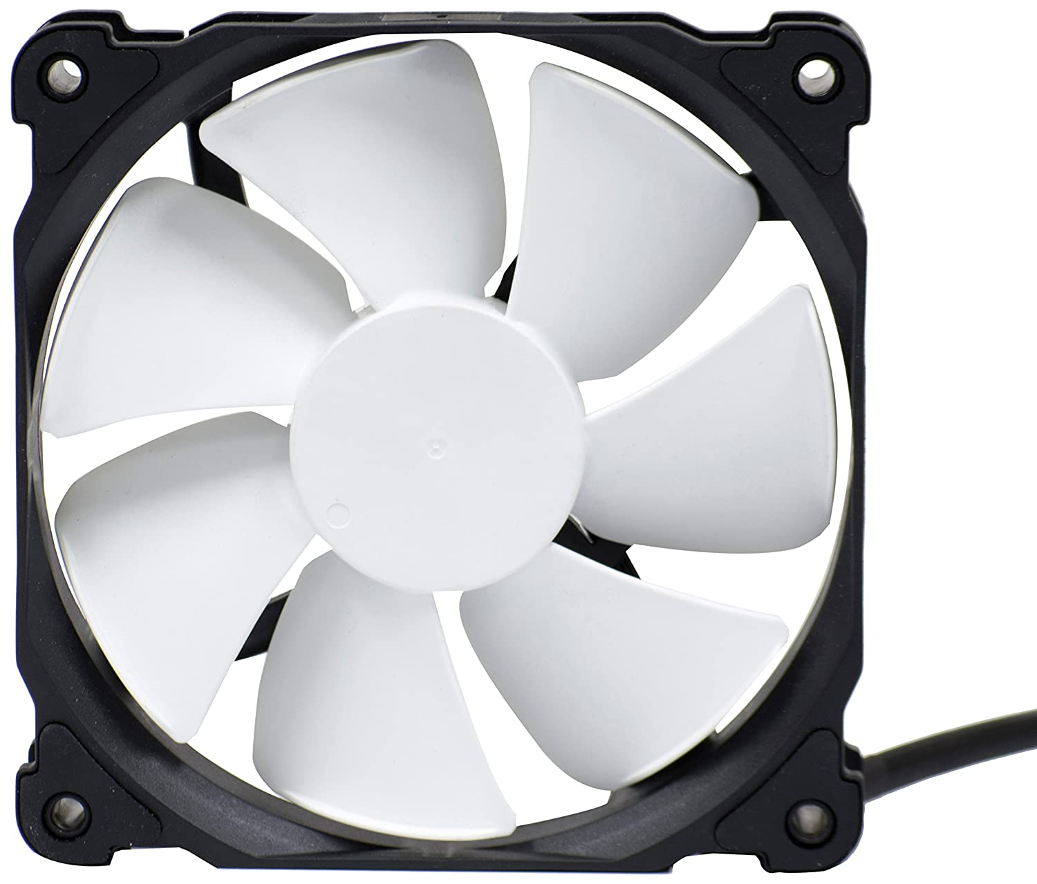 Phanteks 120mm, PWM, High Static Pressure Radiator Retail Cooling Fan PH-F120MP_BK_PWM