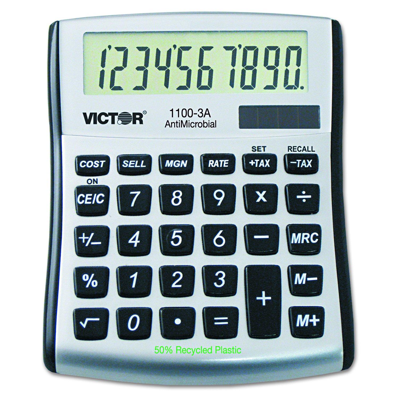 Victor 10-Digit Desktop Calculator (11003A)