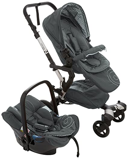Concord Neo Mobility Set, acero gris