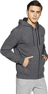 UA Men's Rival Fleece Zip Hoodie UA Men's Rival Fleece Zip Hoodie Under Armour 1302290-P