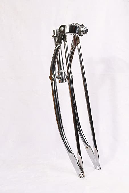 "FORK BICYCLE SPRINGER 24/"" FITS 24/""  CRUISERS AND OTHERS"