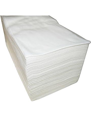 Toallas desechables Spun-Lace 40*80 cm, 100 Unds, Peluquería / Estética