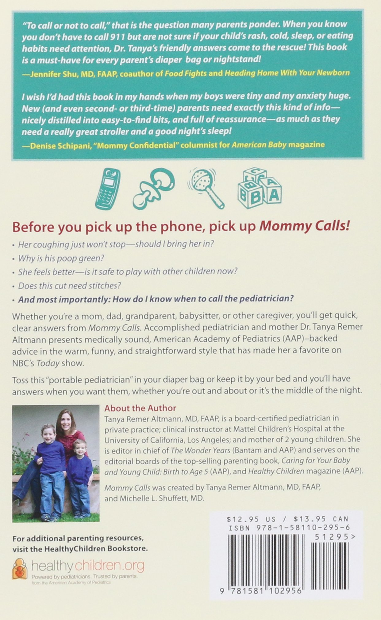 Pediatricians Call For Parents To Read >> Mommy Calls Dr Tanya Answers Parents Top 101 Questions