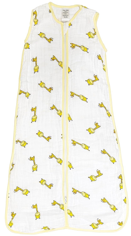 Jasper Baby Cotton Muslin Wearable Blanket (Large, Starry Night)