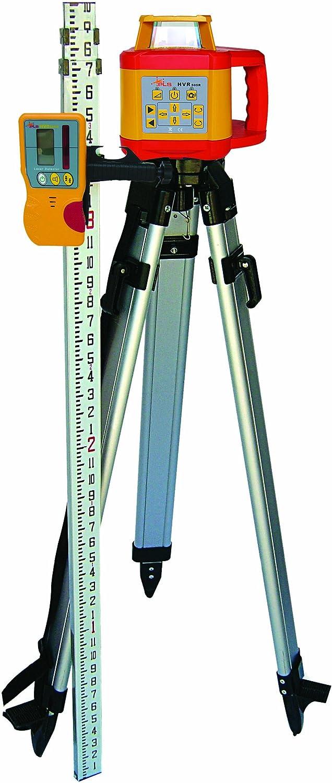 Yellow//Red PLS Laser PLS-60583 PLS HVR 505R Mid Range Rotary Laser Kit