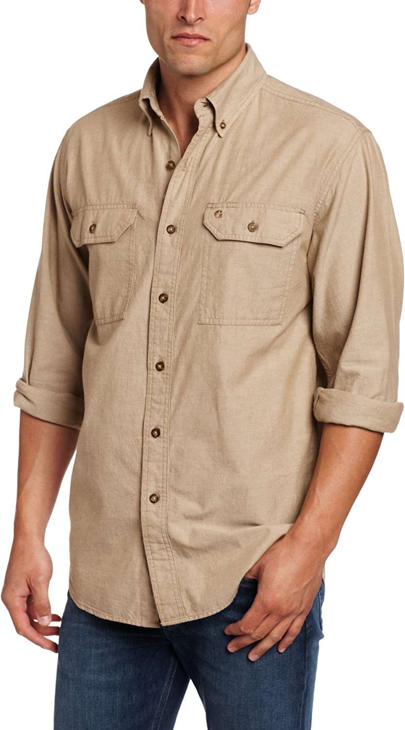 Choose SZ//color Details about  /Carhartt Men/'s Relaxed Fit Heavyweight Long-Sleeve