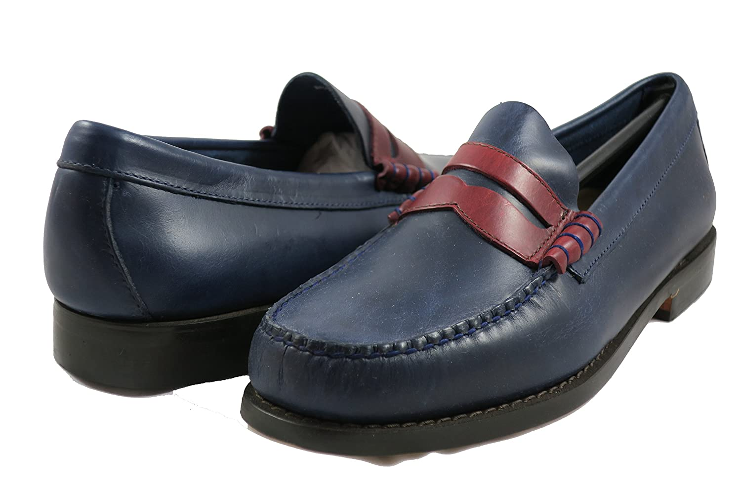 eeedb93fc1d51 50%OFF G.H. Bass & Co. Men's Leo Penny Loafer Navy 10.5 D - cohstra.org