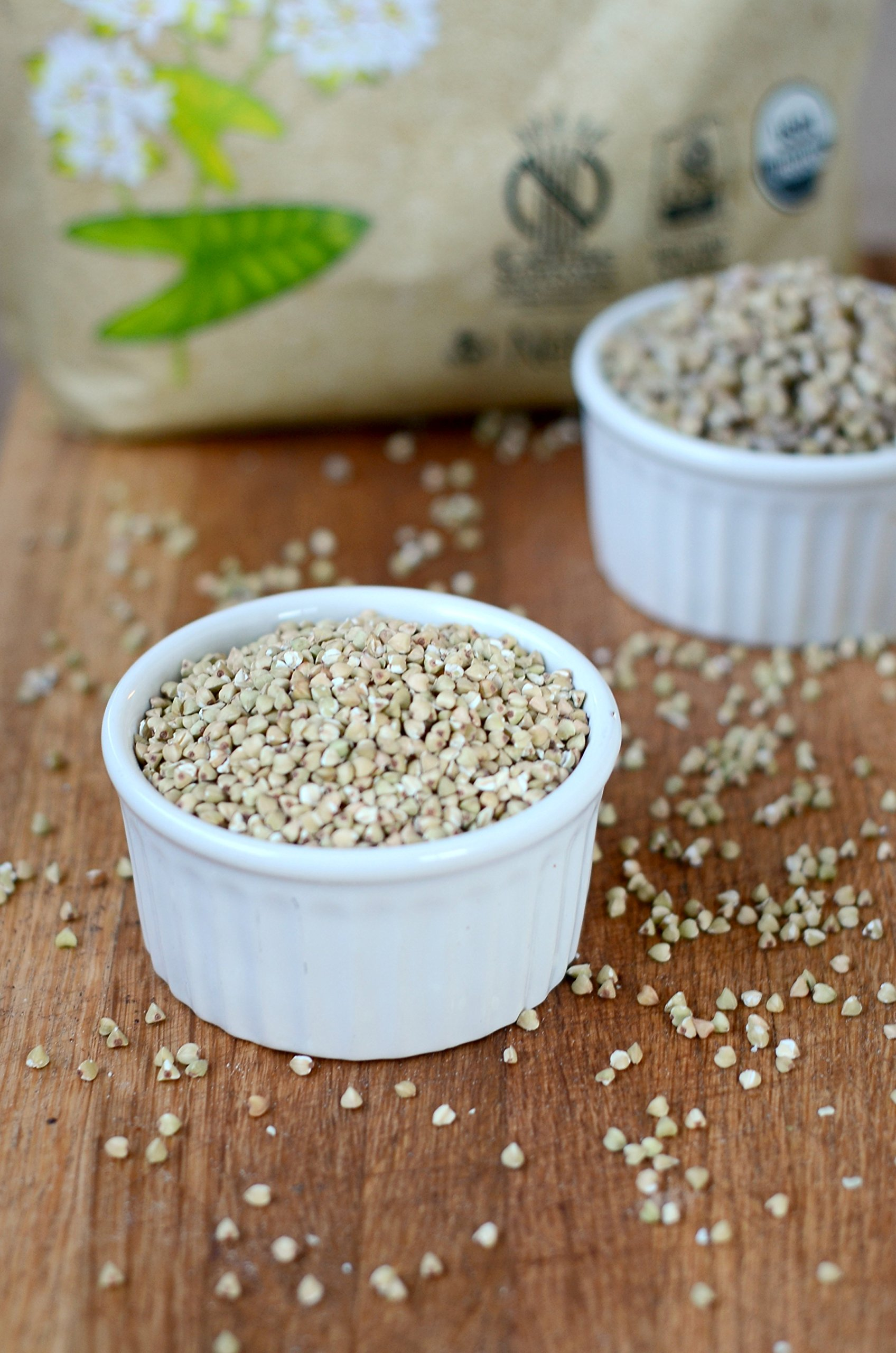 Organic Raw Hulled Buckwheat Groats (5lb) by Anthony's, Grown in USA, Gluten-Free by Anthony's (Image #6)