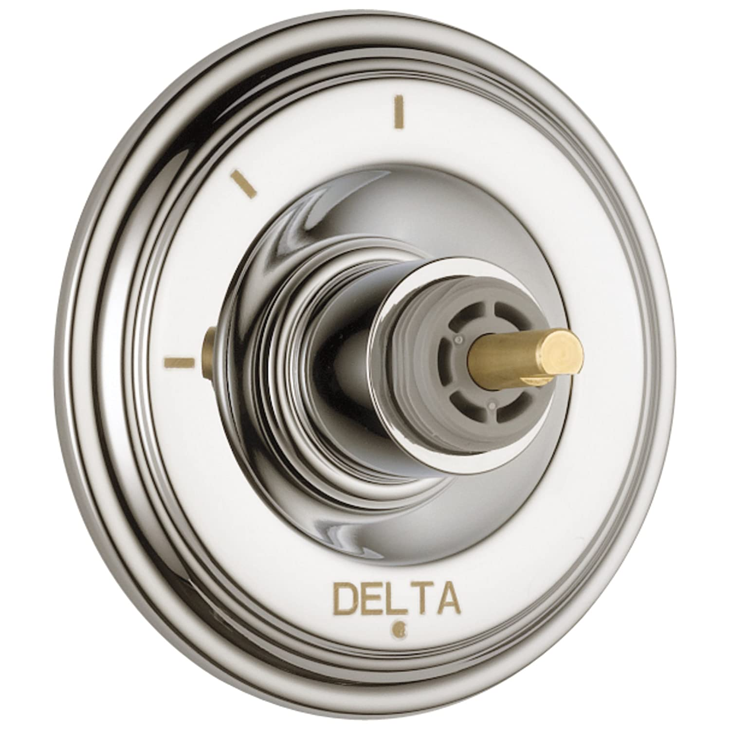 Delta T11897-LHP Cassidy Three Function Diverter Valve Trim - Two ...