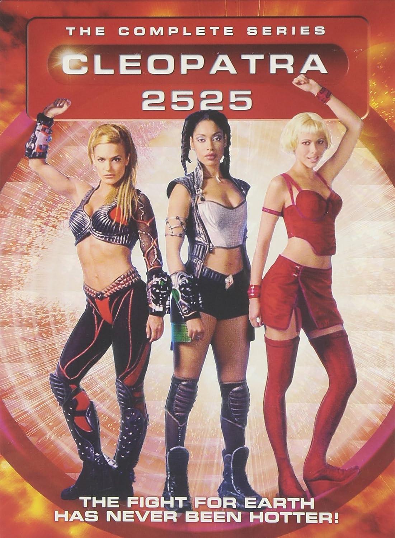 Amazon.com: Cleopatra 2525 - Complete Series: Gina Torres, Jennifer Sky,  Victoria Pratt, Patrick Kake, Sam Raimi: Movies & TV