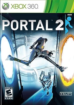 PORTAL 2 XB360 - Xbox 360 Standard Edition: microsoft_xbox_360