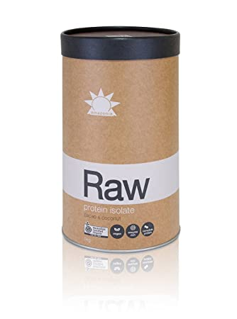 Amazon.com: Amazonia Raw Vegan Protein Isolate – Cacao y ...