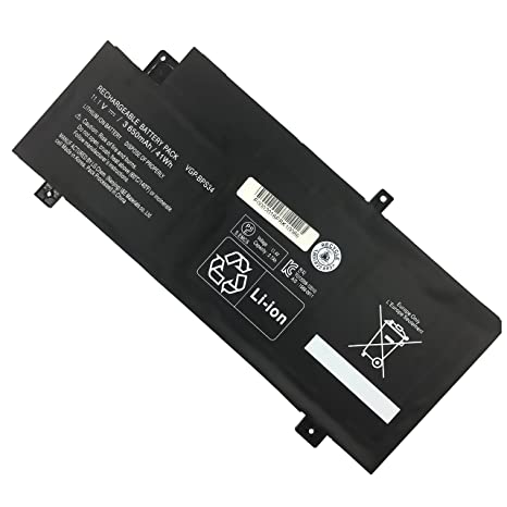 Amazon.com: Emaks VGP-BPL34 Battery BPS34 for Sony Vaio SVF14A15CXB SVF14AC1QL SVF14AC1QU SVF14A14CXP SVF14A14CXS SVF14A15CXP SVF14A14CXB - 11.1V ...
