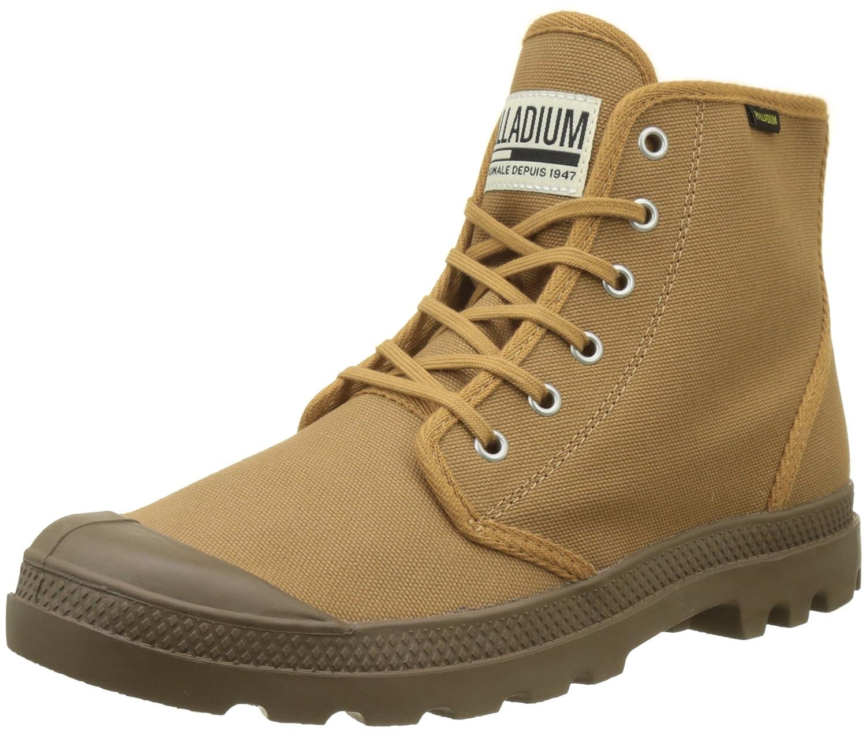 Palladium Unisex Erwachsene Pampa Hi Originale Hohe Sneaker  Grün  47 EU Braun (Bone Brown K67)