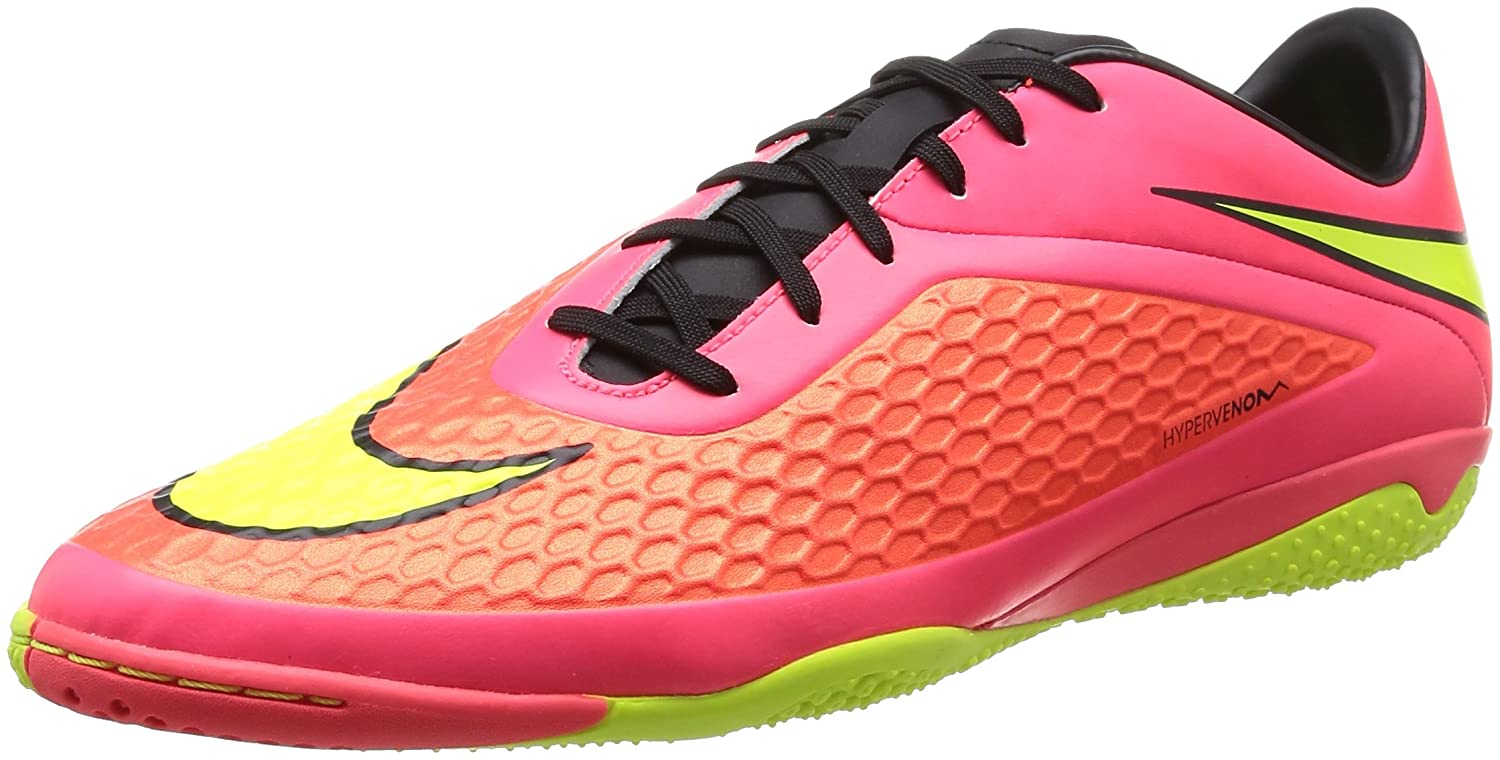 huge discount 4ab5d ef6a7 Amazon.com   Nike Hypervenom Phelon II IC Men s Indoor Court Soccer Shoe    Soccer