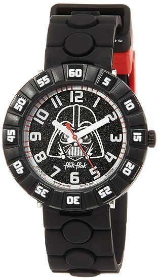 FlikFlak Reloj Analógico para Niños de Cuarzo con Correa en Plástico FFLP005: Amazon.es: Relojes