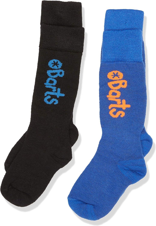 Barts Basic 2 Pack Snow Socks