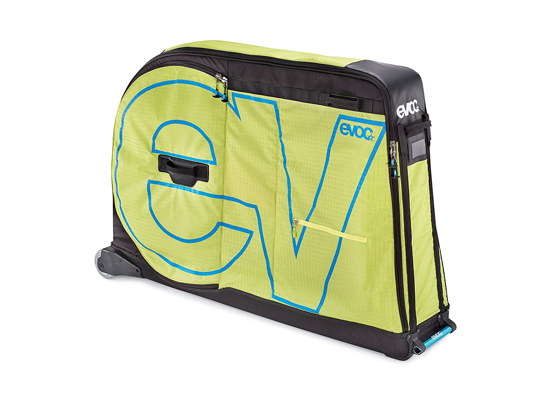 evoc(イーボック) バイクトラベルバッグ B00NWFPAGO Travel Bag PRO Size ライムグリーン ライムグリーン Travel Bag PRO Size
