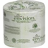 Georgia pacific envision 19880 01 white 2 ply embossed bathroom tissue length Boardwalk 6145 bathroom tissue