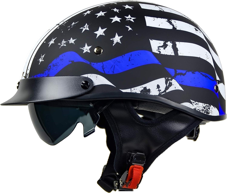 Vega Helmets 7850-021 Helmets Unisex-Adult Half Size