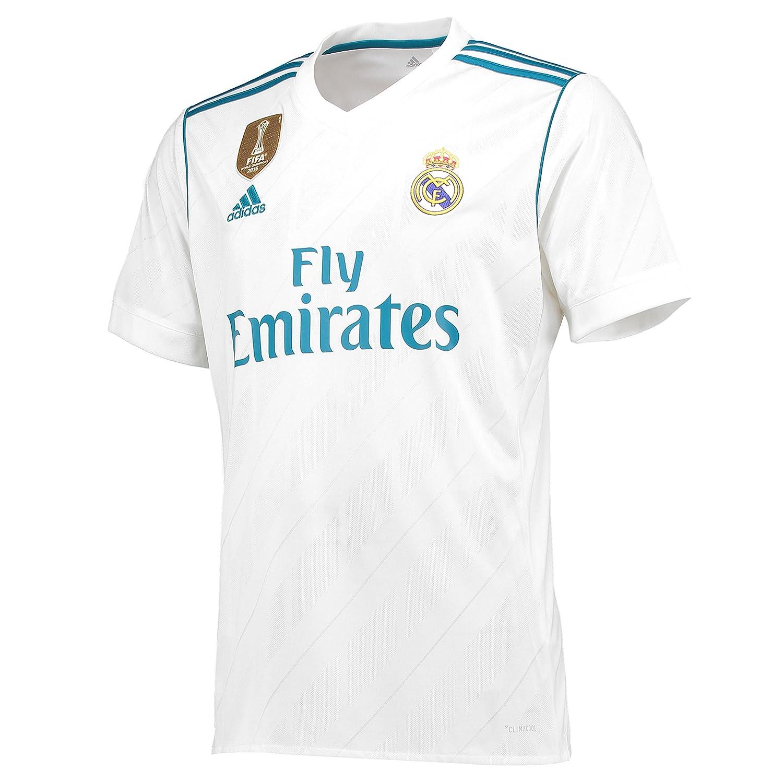 Camiseta Primera Equipación Replica Original Dorsal Sergio Ramos: Amazon.es: Deportes y aire libre
