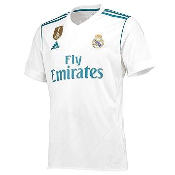 c5e81502de719 Camiseta Primera Equipación Replica Original Dorsal Sergio Ramos   Amazon.es  Deportes y aire libre
