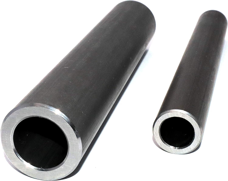 Präzisionsstahlrohr  Stahlrohr E 235 nahtlos Ø 40 x 3 mm Länge 505-1000 mm