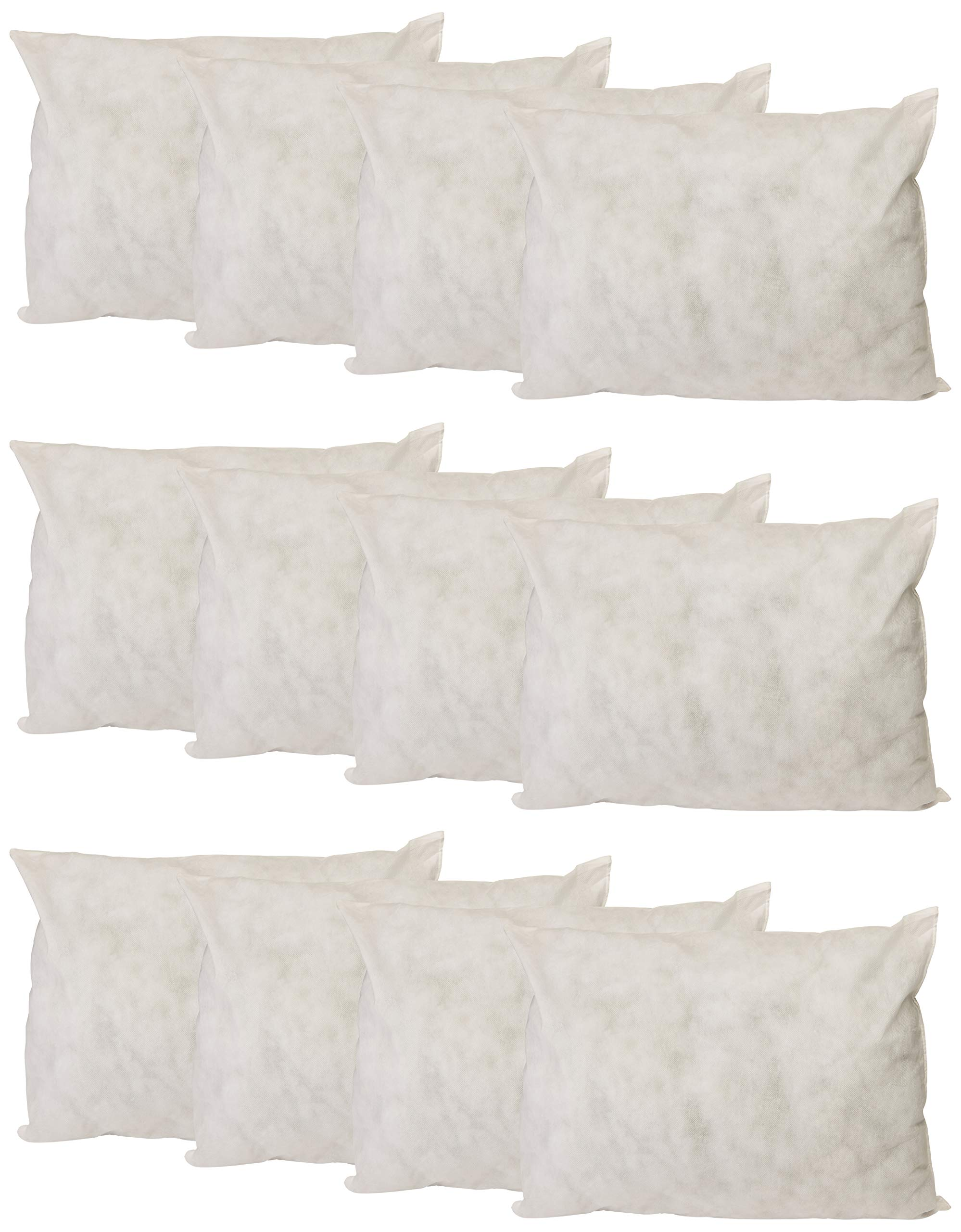 Medline NON24390 Classic Disposable Pillows, 18'' x 24'', White (Pack of 12)