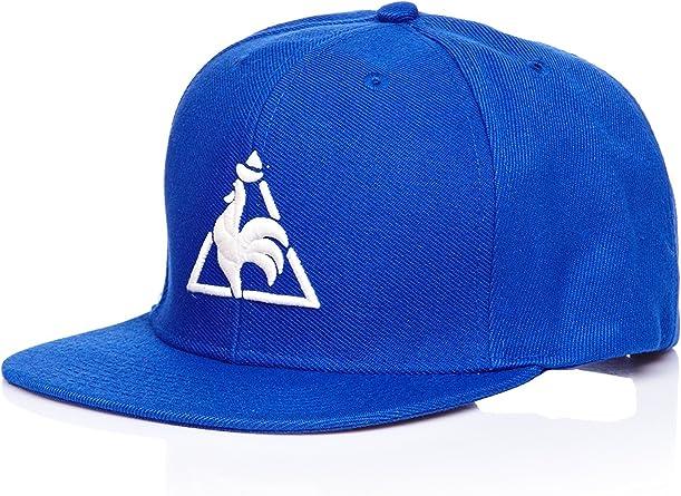 Le Coq Sportif Gorra Hessonite Azul Única: Amazon.es: Ropa y ...