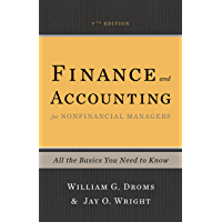 Finance and Accounting for Nonfinancial Managers: All the Basics You Need to Know (English Edition)