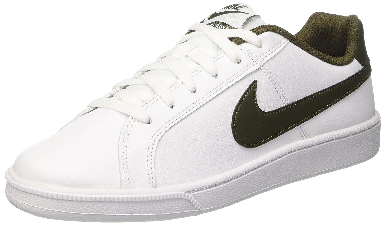 Nike Herren Court Royale Tennisschuhe, Weiszlig;  40 EU|Blanco (Blanco (White/Cargo Khaki))