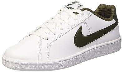 Nike Court De RoyaleChaussures Tennis HommeBlanc E9IH2WYD