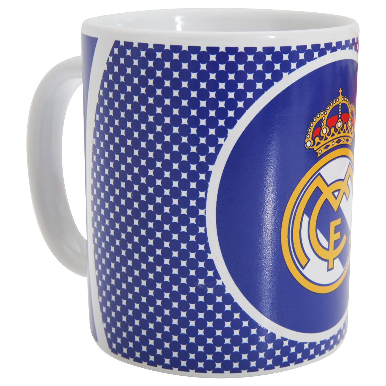 Real Madrid FC Tasse en c/éramique officielle