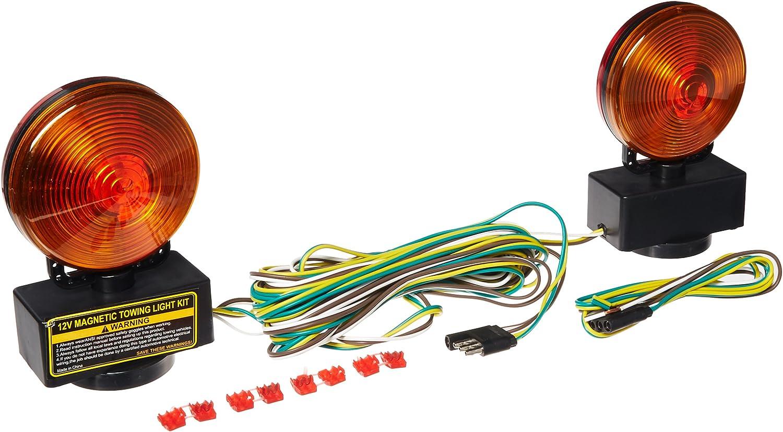 Cal Hawk Tools BZTLK - Kit de luces para remolque con imán: Amazon ...