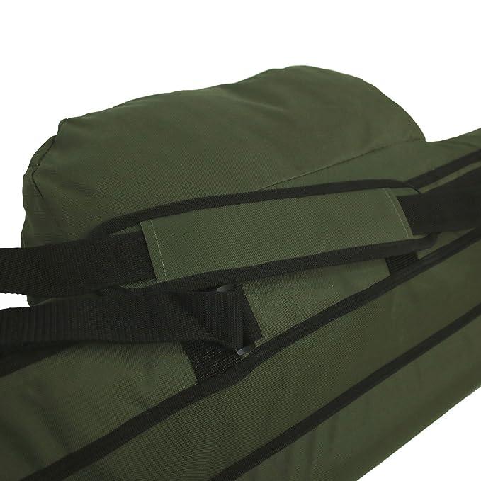 "BAT-Tackle Carp Elite® STD Karpfen Rutenfutteral 190cm 12/"" für 3 Ruten"