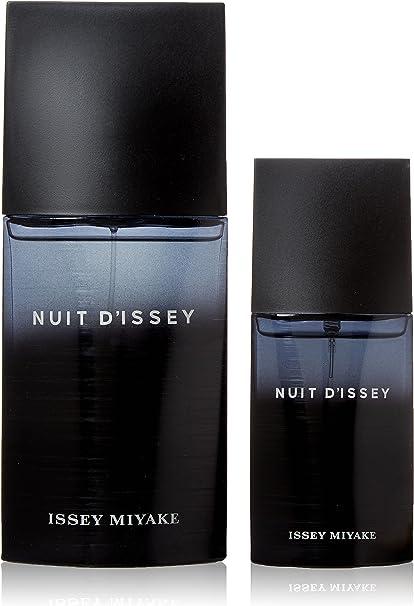 Issey Miyake Nuit DIssey Perfume para Hombre - 1 pack: Amazon.es: Belleza