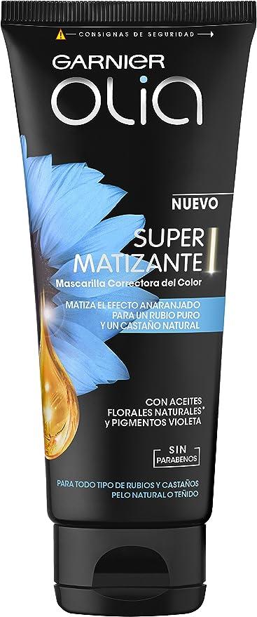 Garnier Olia super matizante mascarilla correctora del color 150 ml