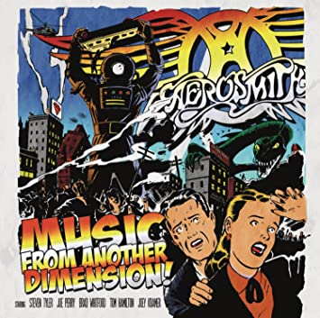Aerosmith - Music From Another Dimension! - Amazon com Music