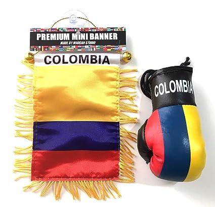 Amazon.com: Mad can studios Banderas Colombia Bandera de ...
